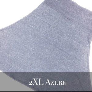 NWT LuLaRoe Azure Skirt 💙 Just Added!